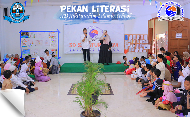 Read more about the article Pekan Literasi