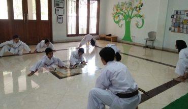 Karate SD Silaturahim Bekasi
