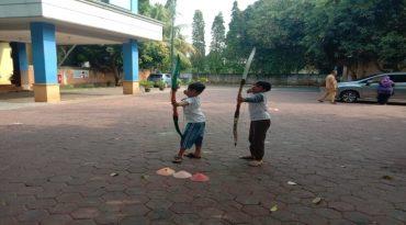 Panahan SD Silaturahim Islamic school cibubur