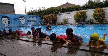 ekskul renang Silaturahim Islamic School