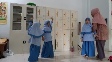 ekskul tari SD Silaturahim Cibubur