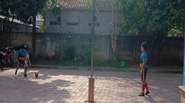 futsal SD Silaturahim Jatikarya