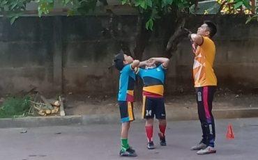 futsal sd silaturahim bekasi