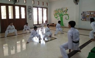 karate SD Silaturahim