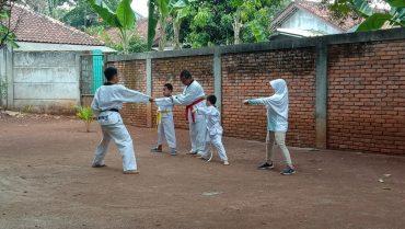 taekwondo SD Silaturahim Cibubur