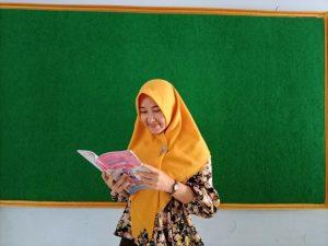 guru yang di rindukan oleh rince mandalasari