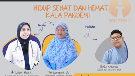 hidup sehat dan hemat kala pandemi