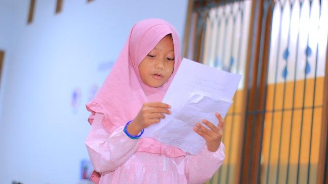 Yuk Menghafal Al Qur'an SD Silaturahim Islamic School