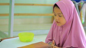 yuk menghafal al qur'an sd silaturahim islamic school 3