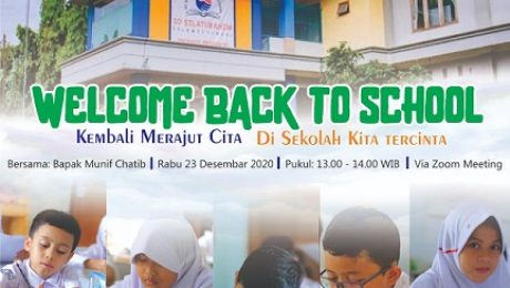 welcome back to school munif chatib