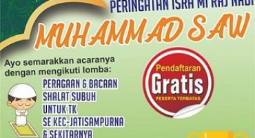 Milad SD Silaturahim Islamic School