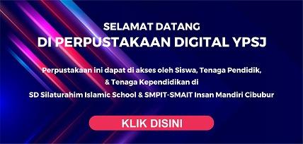Perpustakaan Digital SD Silaturahim Islamic School YPSJ