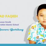 Ahmad Faqieh Sang Jawara Berhitung